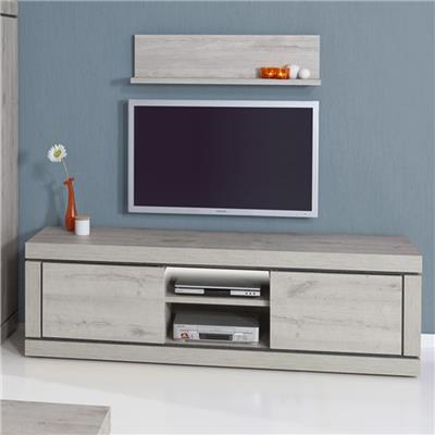 Meuble tv led contemporain ANTHONY 2